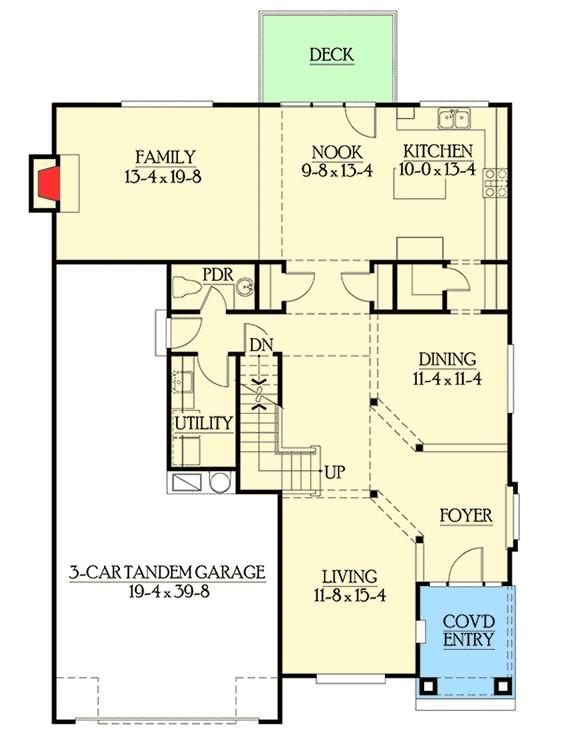 house plan 2306jd