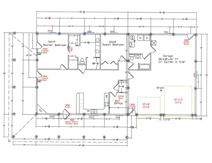 free 30x50 house plans
