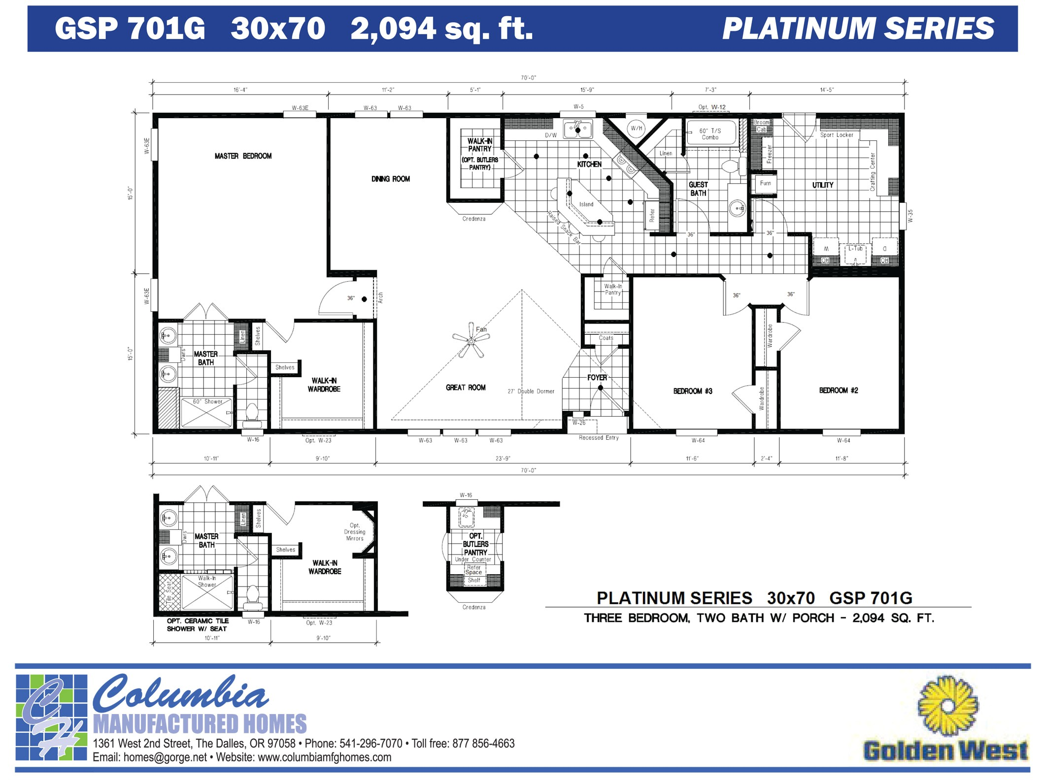 30x60 floorplans