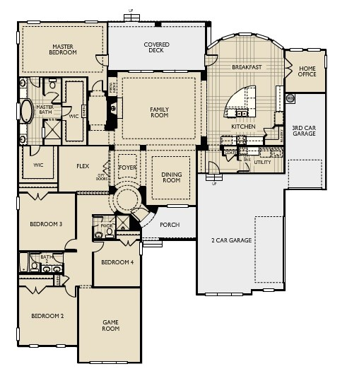 ashton woods homes floor plans