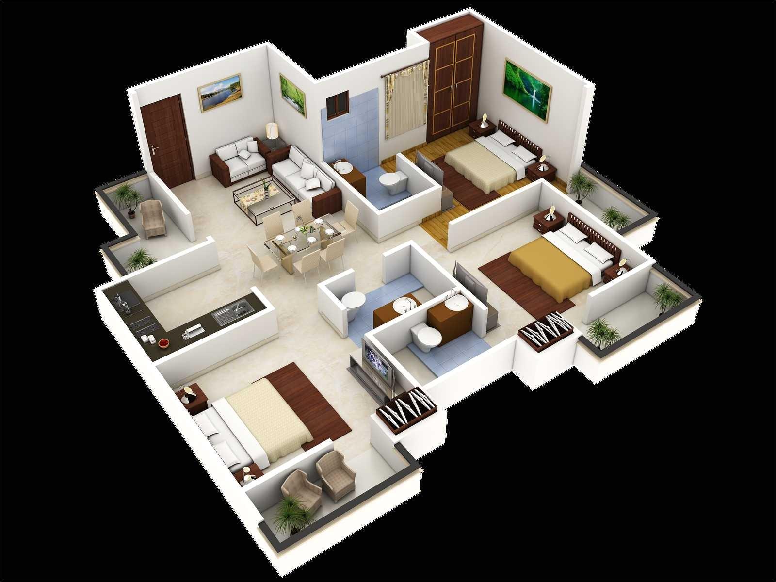 3d virtual tour house plans