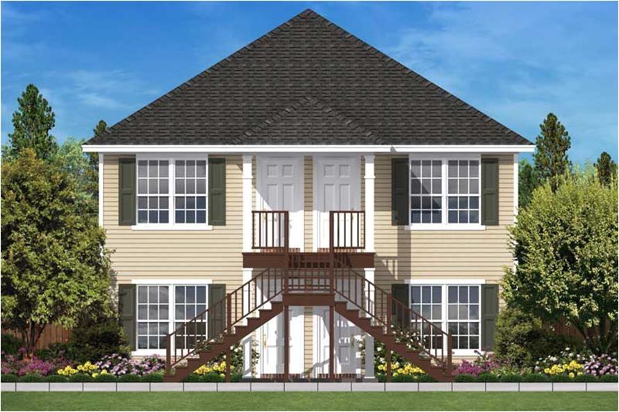 home plan 24753