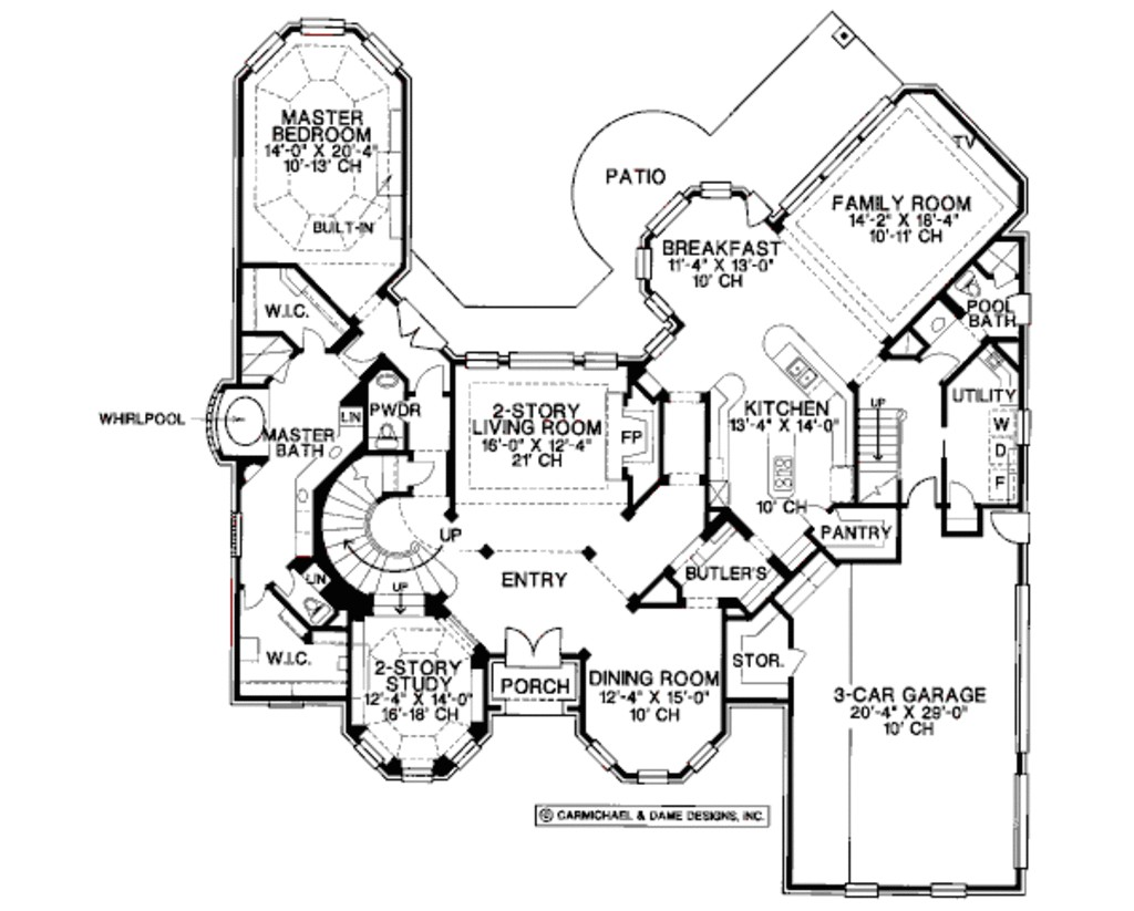 4500 square feet 4 bedrooms 5 bathroom french country plans 3 garage 4554