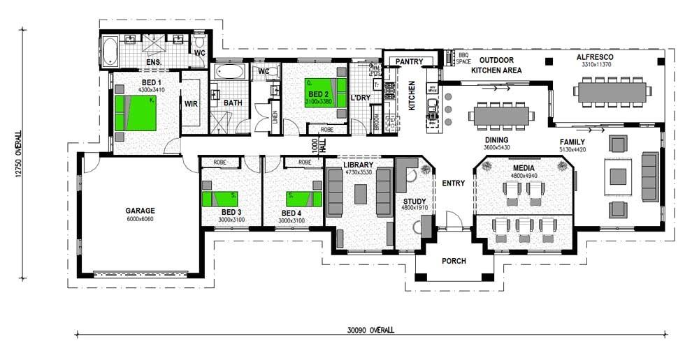 house plans design australia acreage