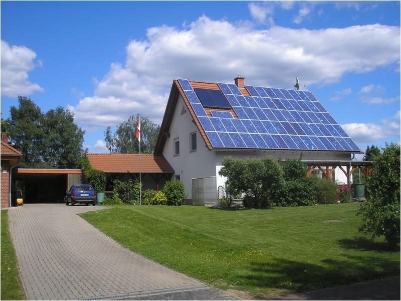 active solar home design