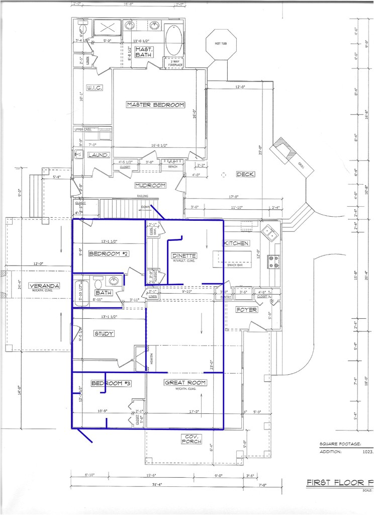 diy addition step 1 house plans