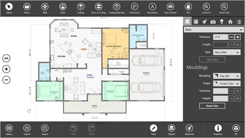 live interior design app windows pc tablet 10810