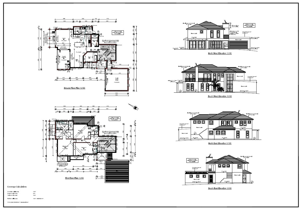 Architectural Plans for Home Architectural House Plans Interior4you
