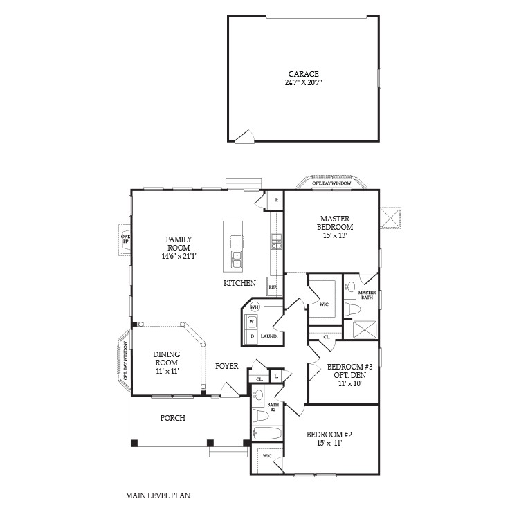 armadillo homes floor plans
