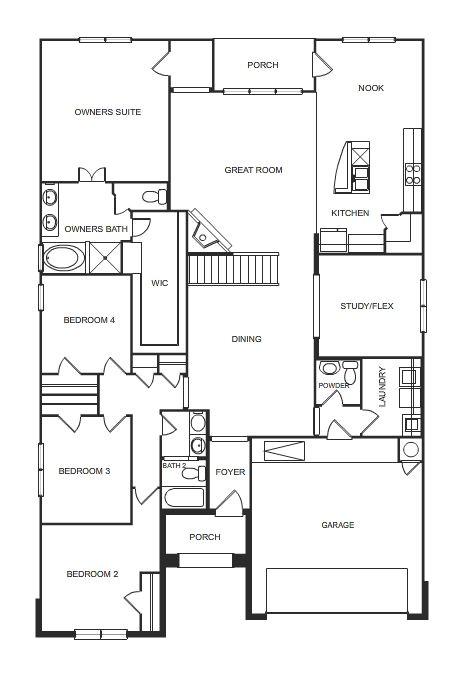 Armadillo Homes Floor Plans New Homes In San Antonio New Home Builders Texas San