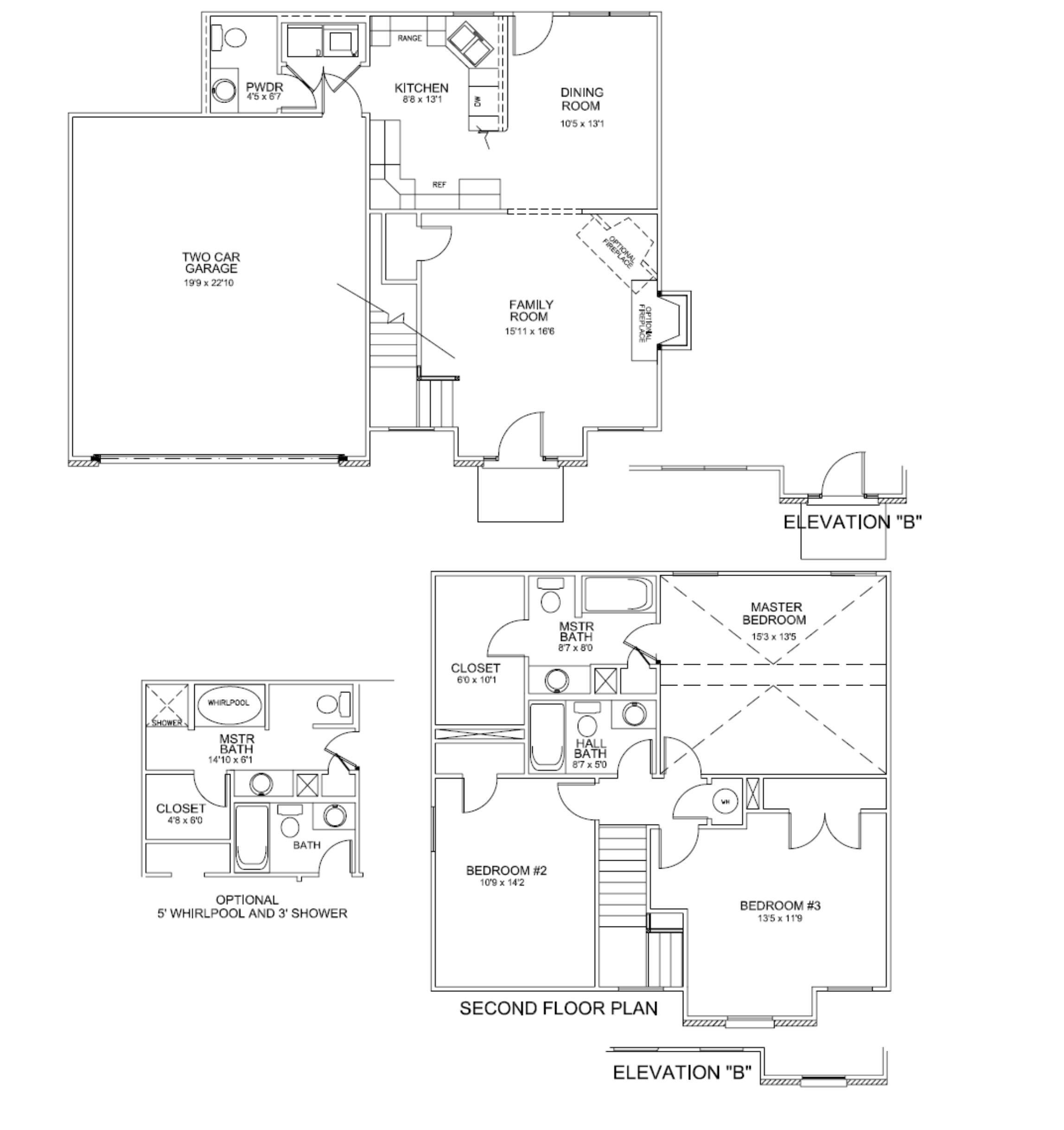 ball homes lexington floor plan