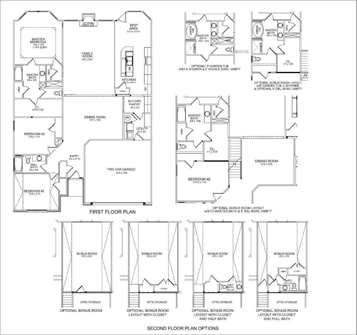 the baldwin expanded floor plan