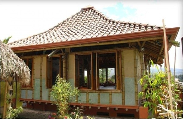 breathtaking bamboo house designs