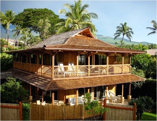what is a bali style in architecture