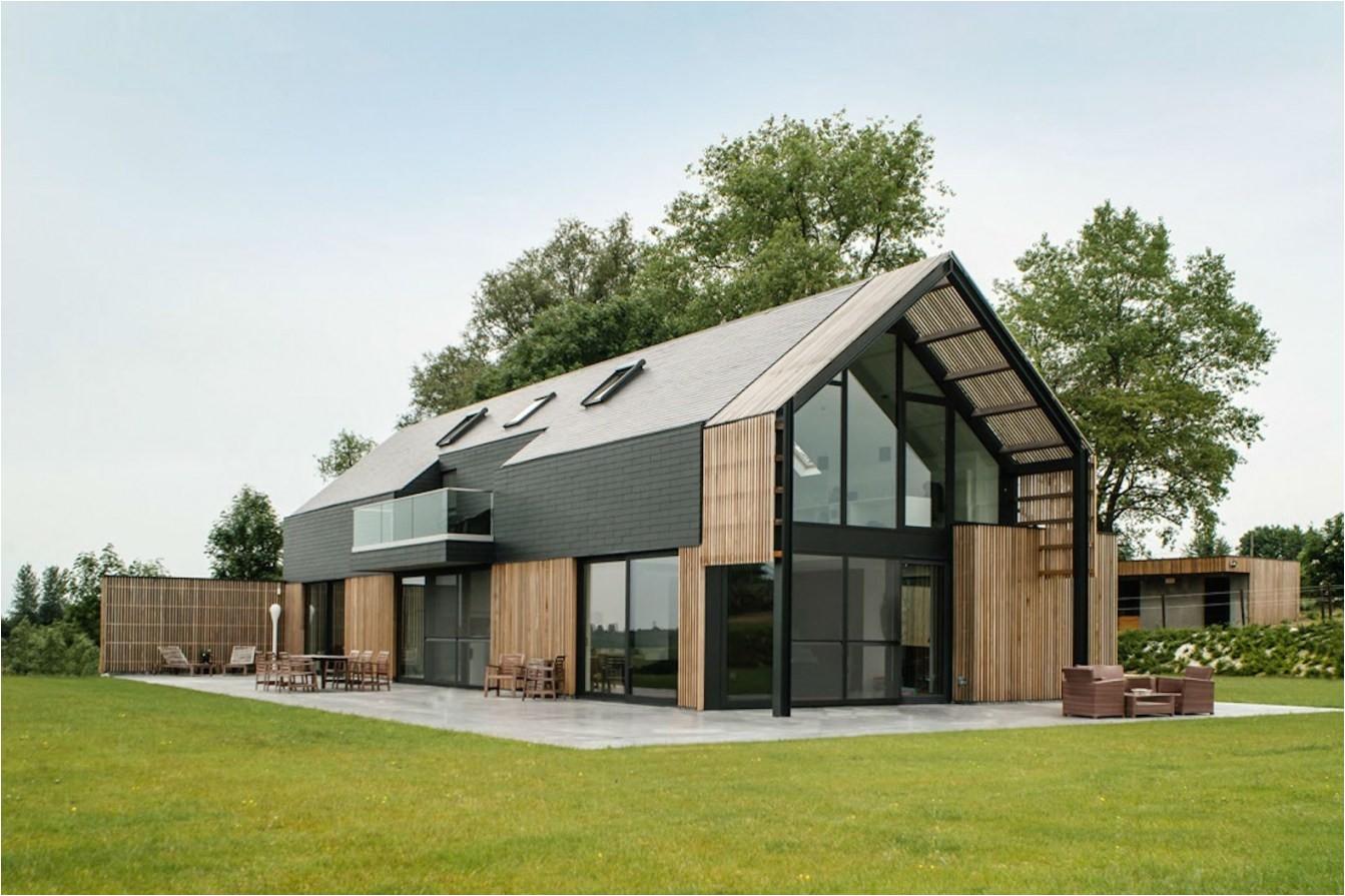 modern barn house floor plans exterior