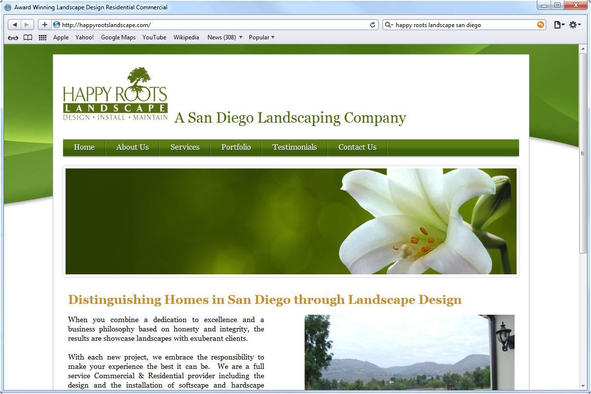 designing a home page home and landscaping design