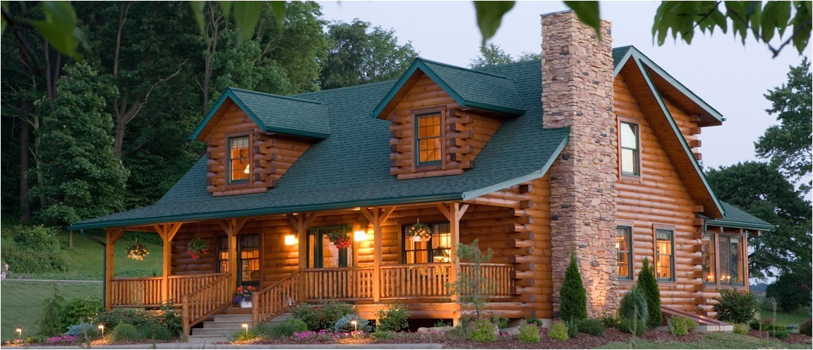 log cabins plans and prices