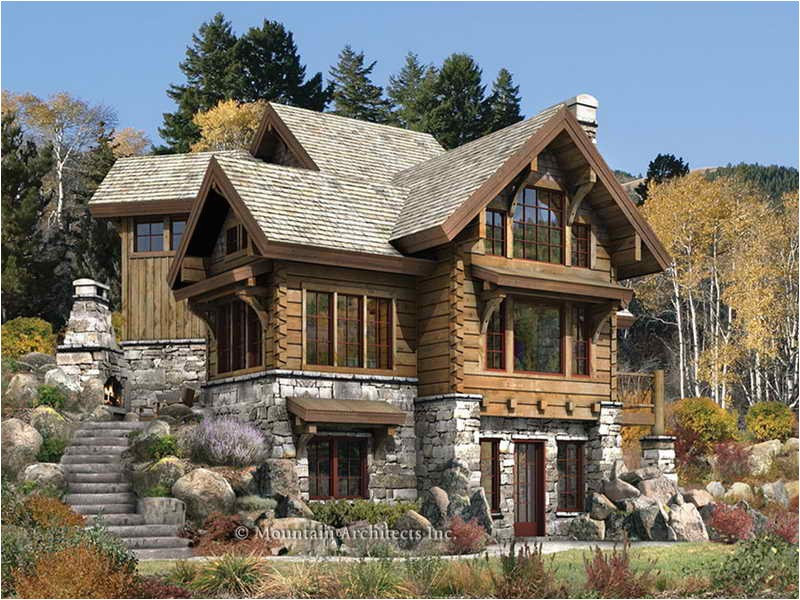 best small log cabin plans 2013