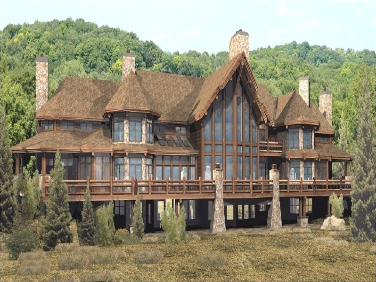 c74bdd9a759ccf39 luxury log cabin home plans best luxury log home