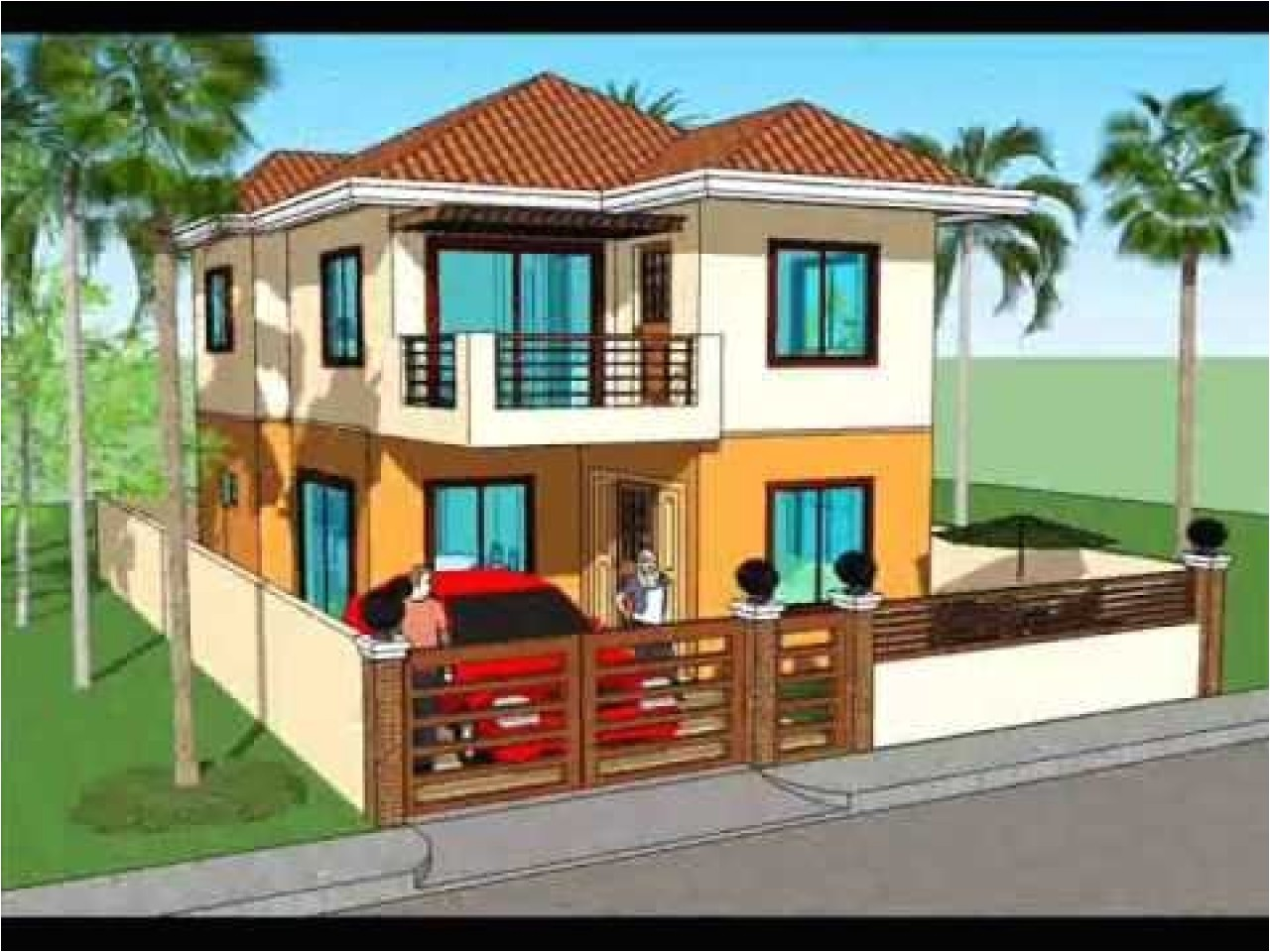 9ac4105b848e8563 2 story house design plan philippines best 2 story house plans