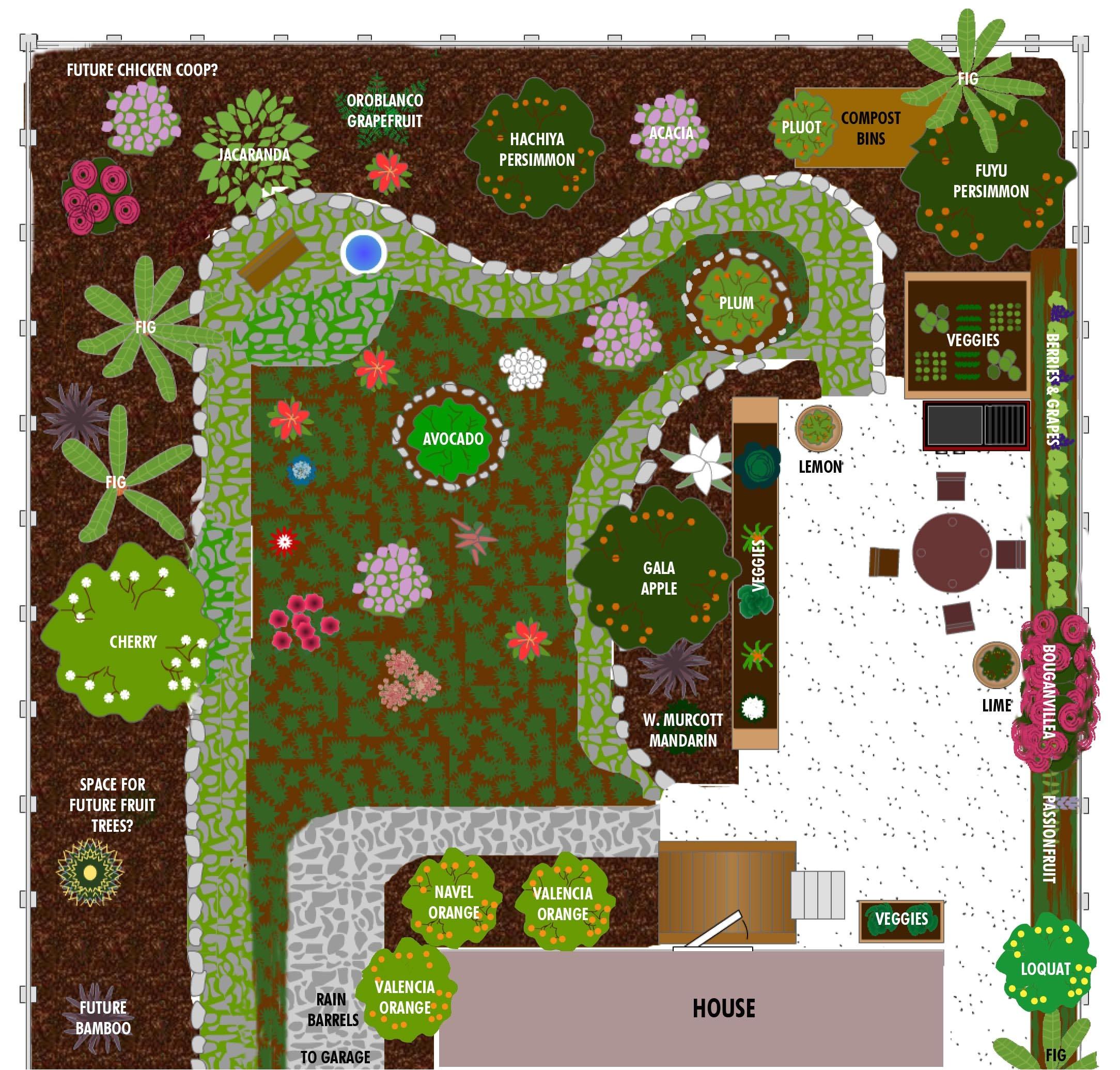 bhg better homes and gardens plan a garden landscape software
