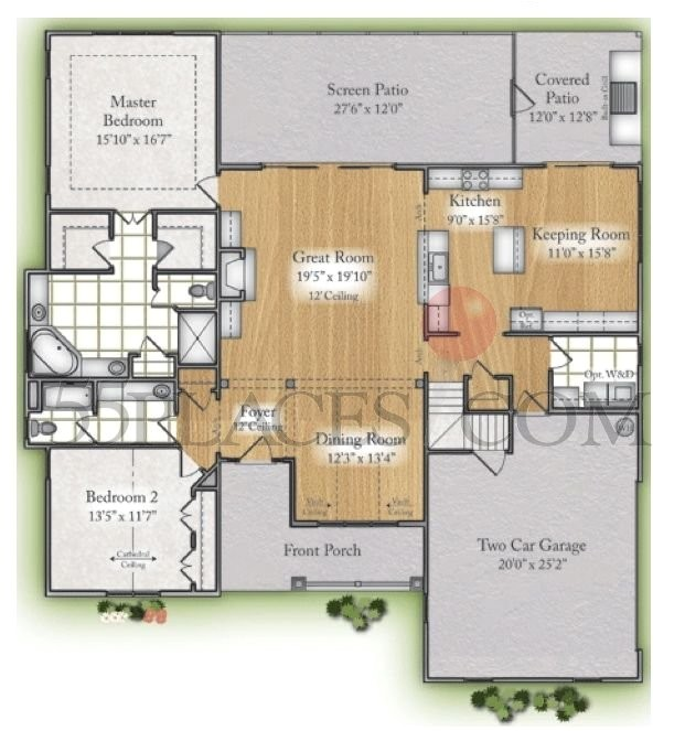 parkview by bill clark homes