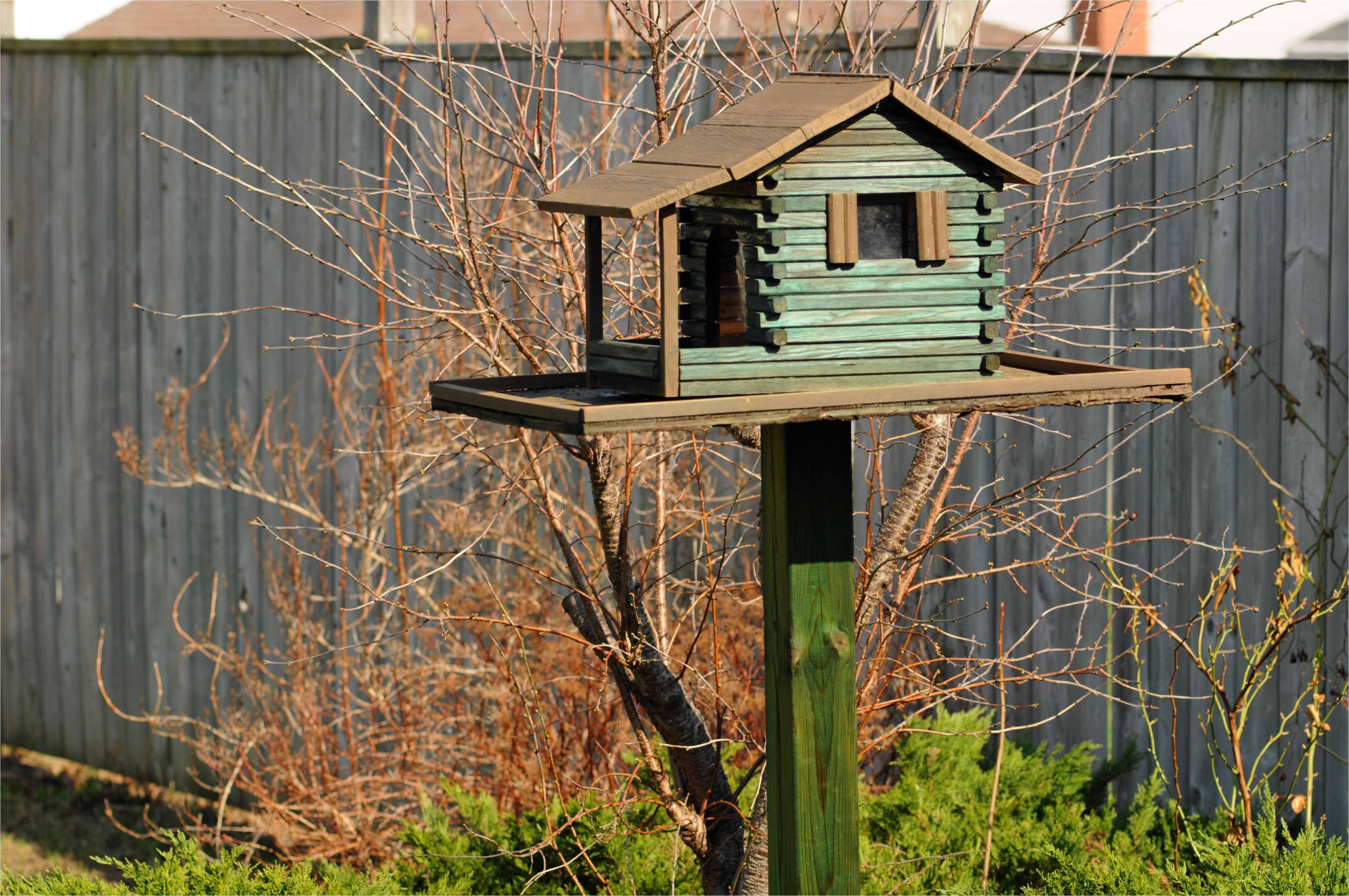 yti2y giant bird house plans