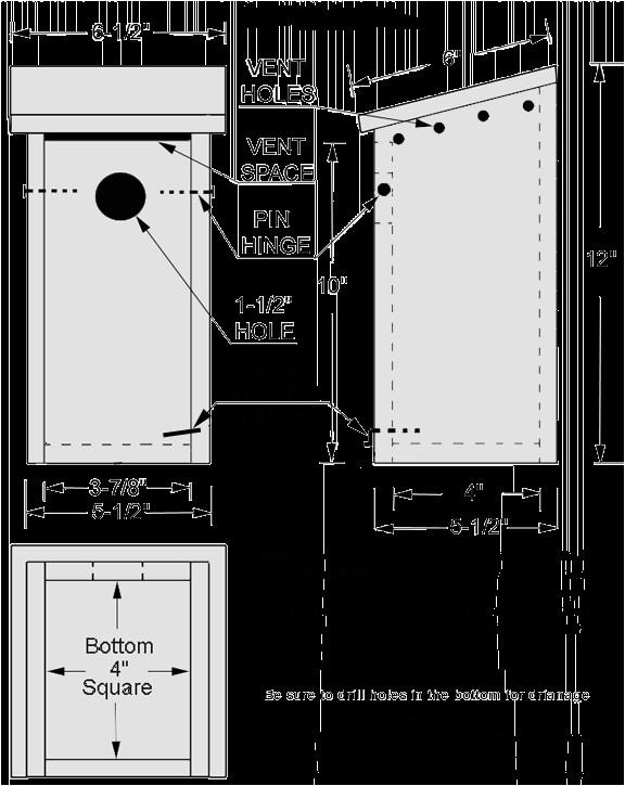 pdf diy simple bluebird house plans download simple wood carving patterns