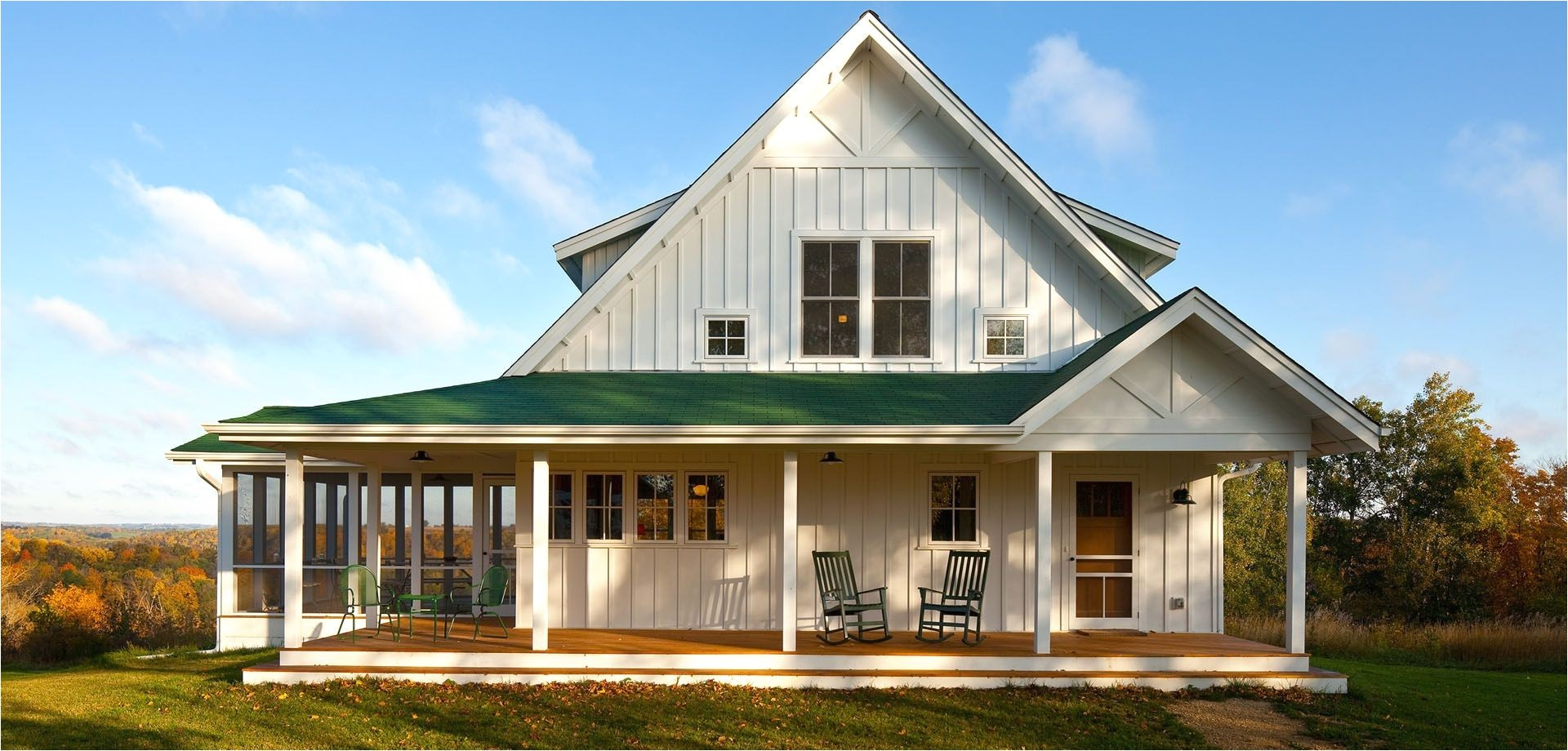 board and batten style house plans