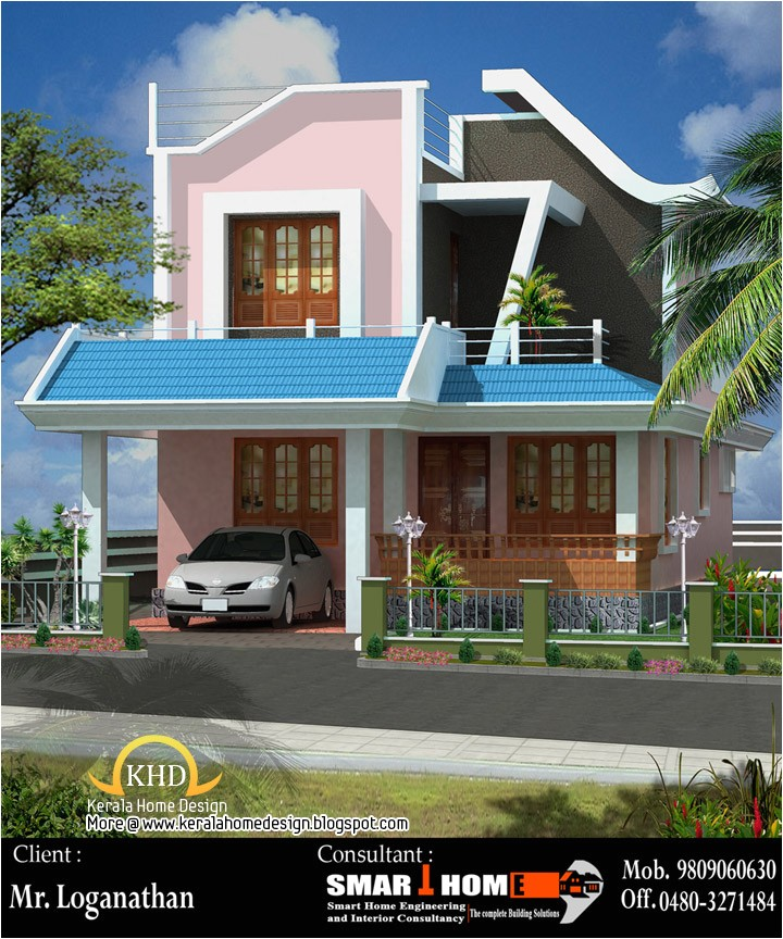 home plan and elevation 1431 sq ft