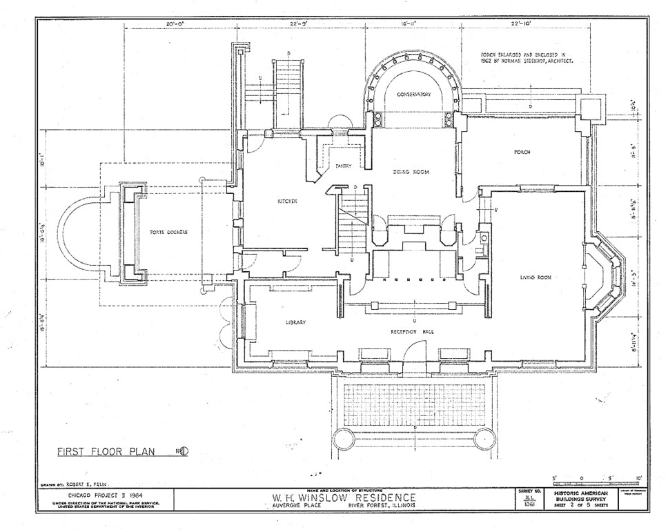 file winslow house floor plan gif