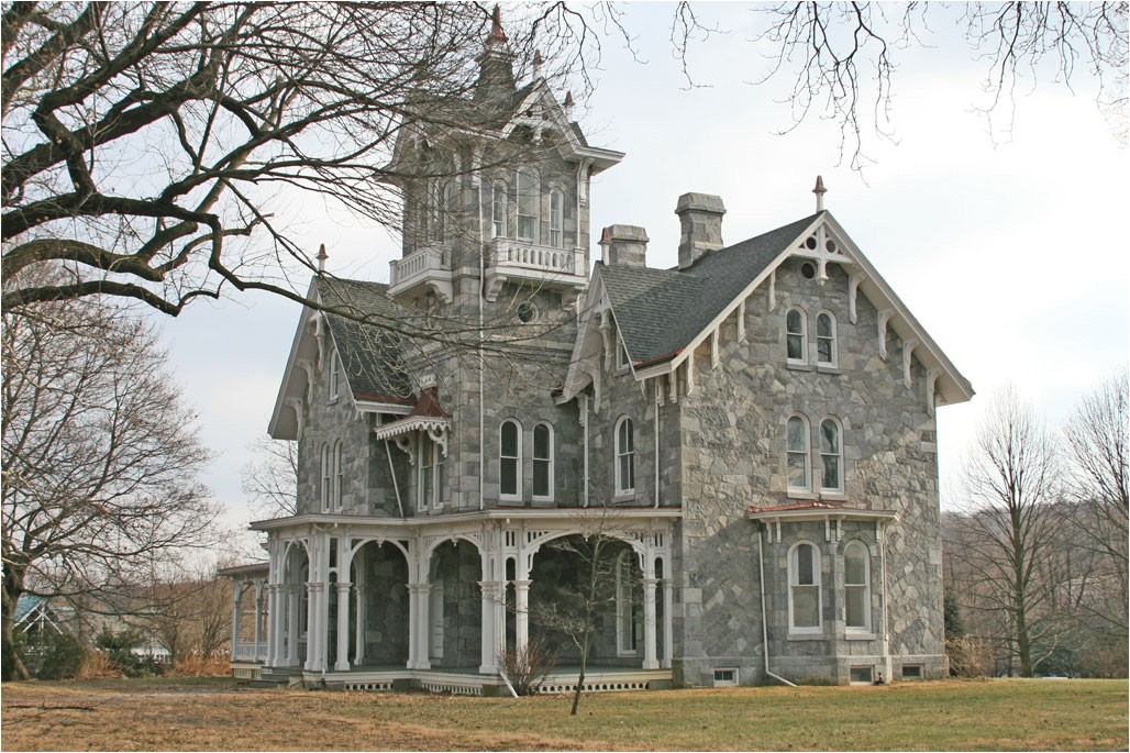 carpenter gothic house plans