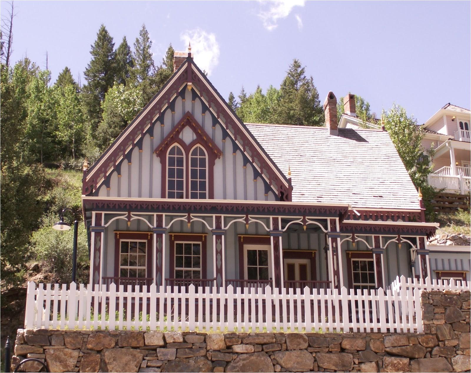 smart placement carpenter gothic house plans ideas