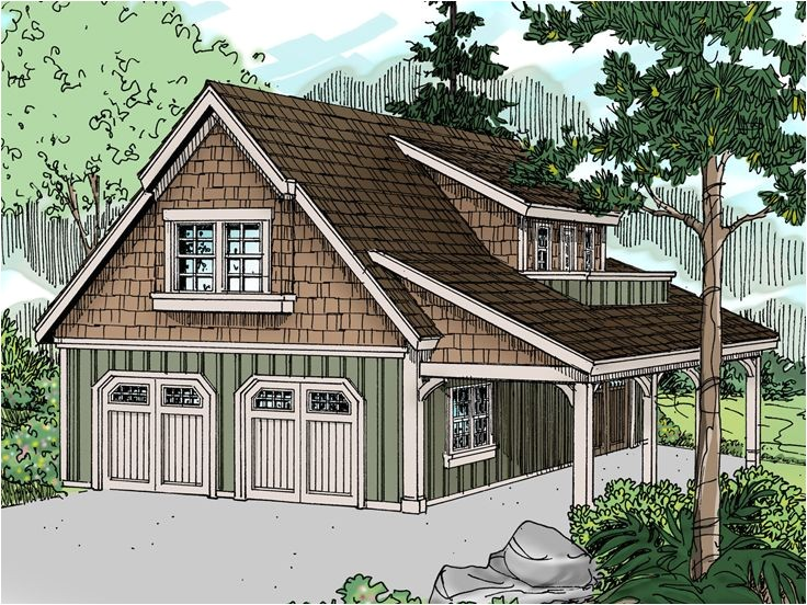 Carriage House Plans with Loft Carriage House Plans Craftsman Style Carriage House Plan