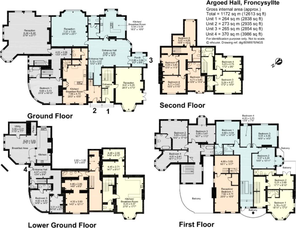 bran castle floor plan bedroom detached house sale argoed 2