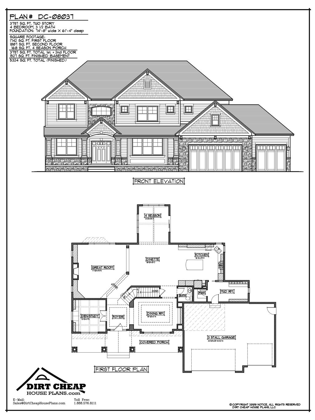 inexpensive home plans