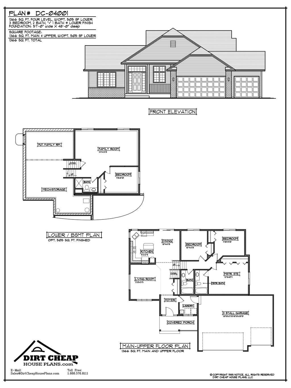 inspiring cheap home plans 10 cheap 3 bedroom house plan
