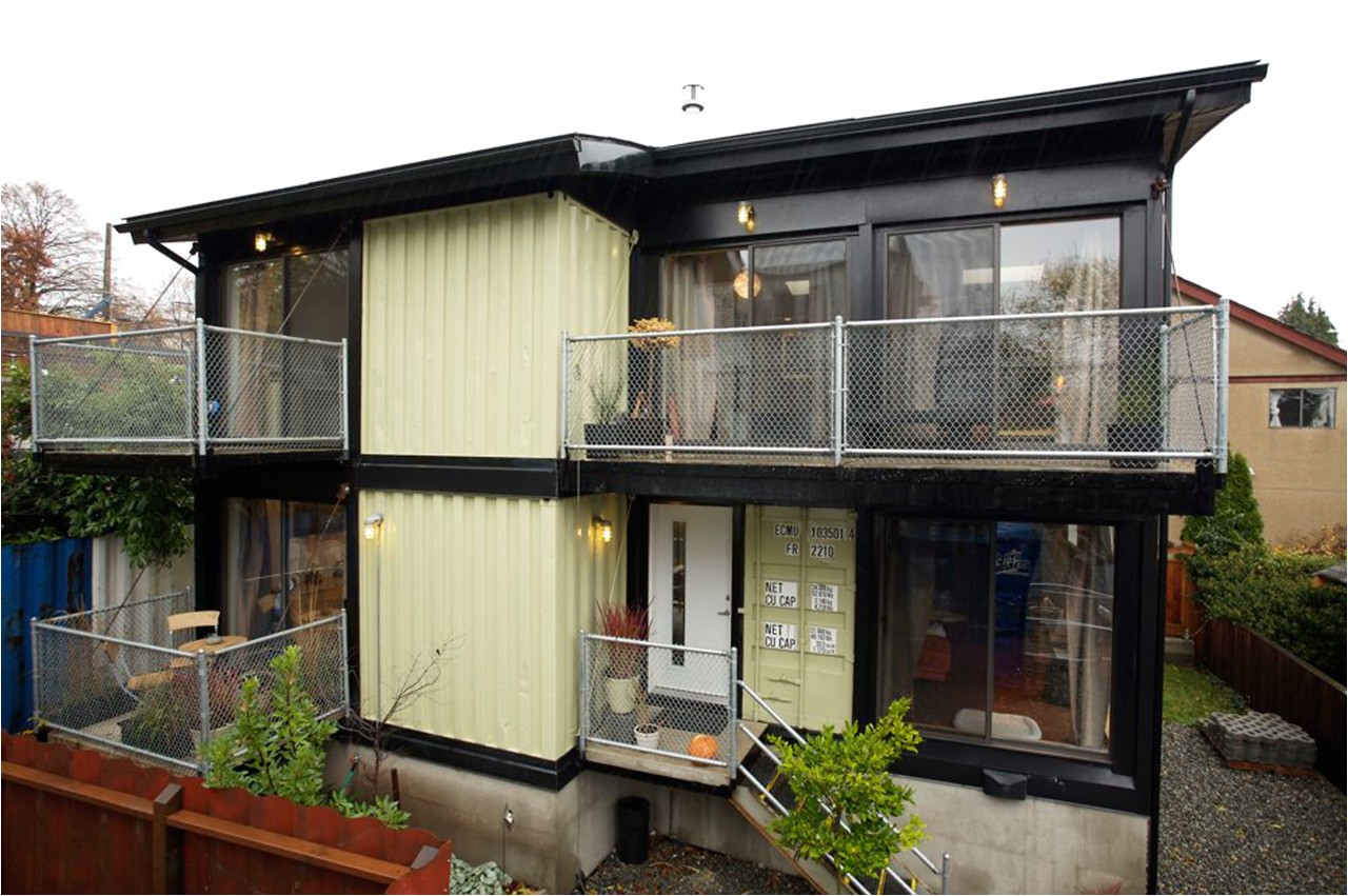 10 more container house design ideas