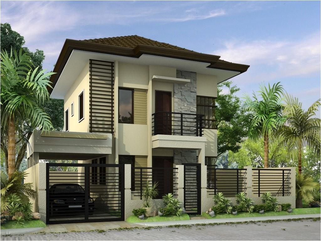 Contemporary Hillside Home Plans Modern Hillside House Plans