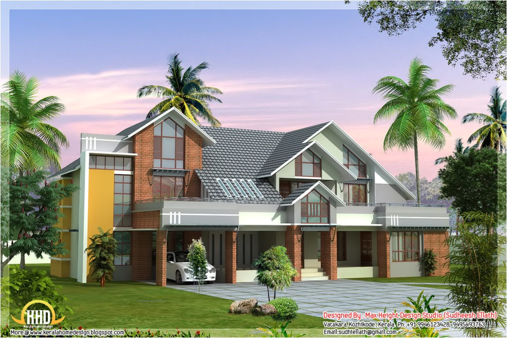 kerala home design architecture house plans contemporary house designs kerala style contemporary house floor plans in kerala