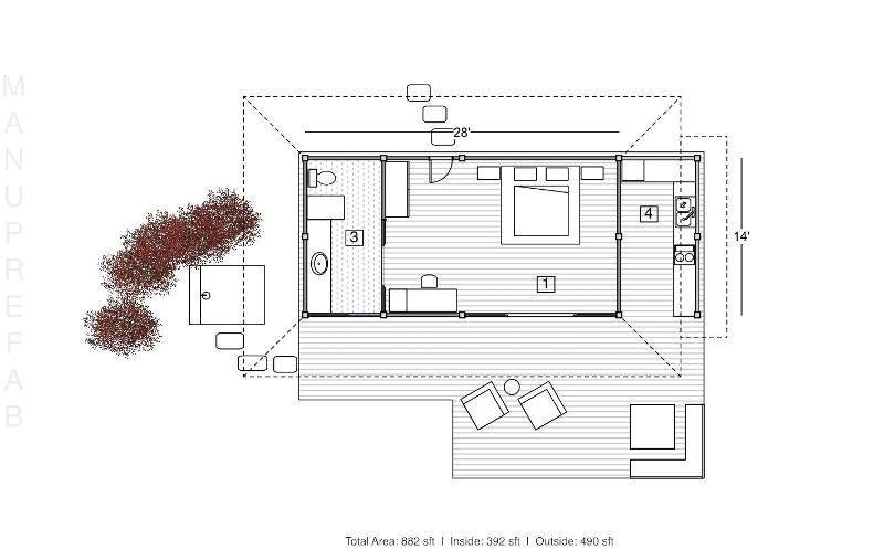 costa rica home floor plans