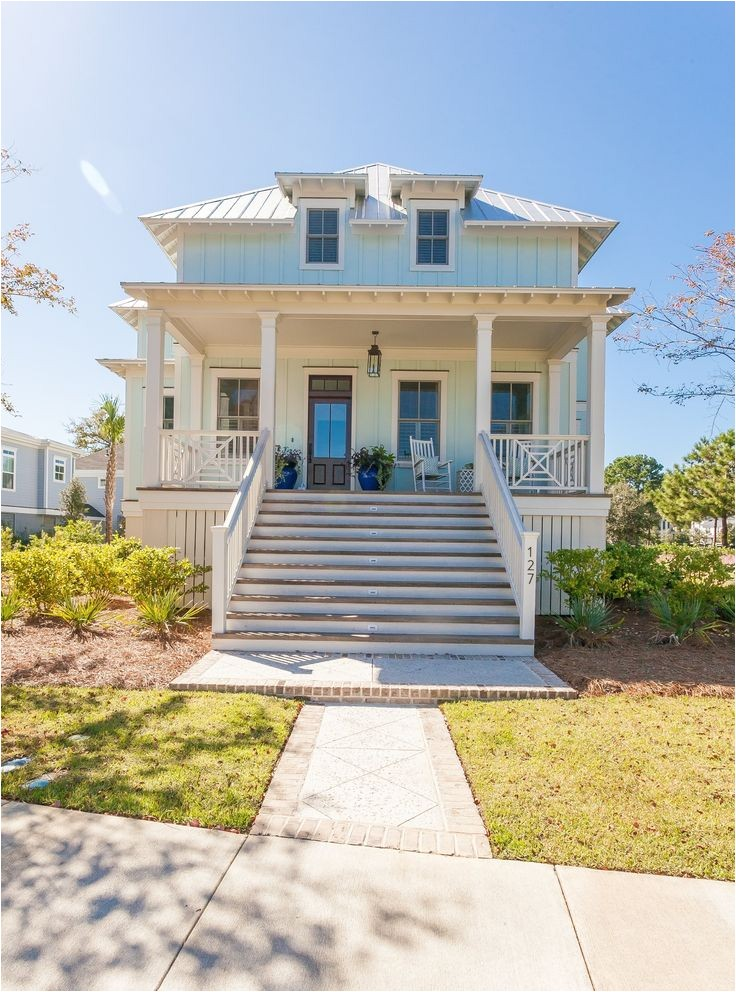 coastal house plans elevated