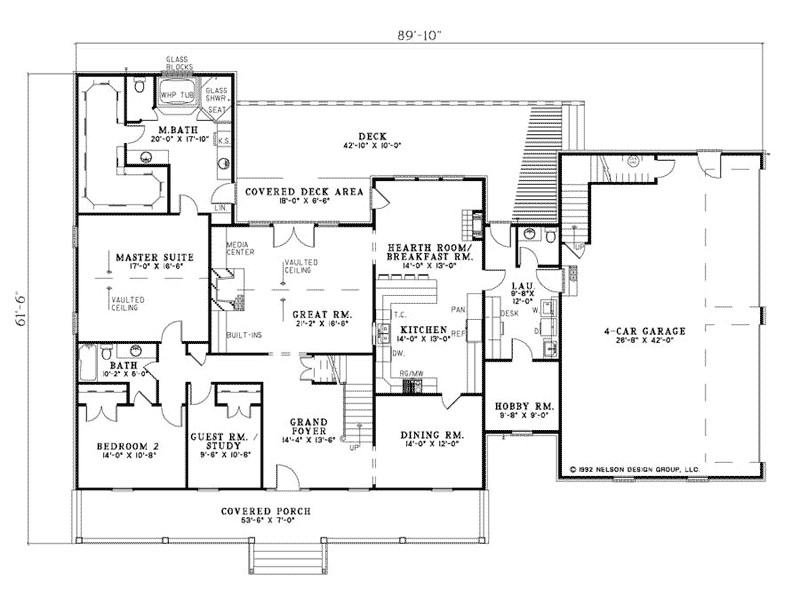 Country Home Floor Plan Charlotte Place Country Home Plan 055s 0035 House Plans