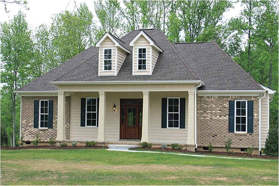 canadian country style house plans