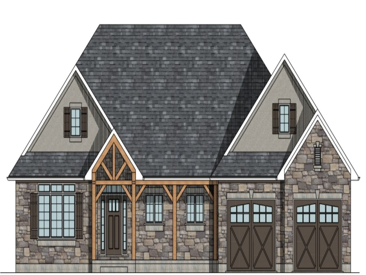 country bungalow house plans canada