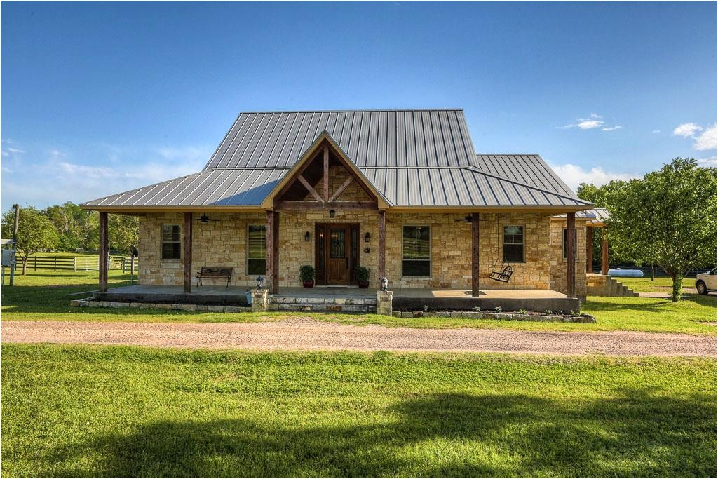 texas style ranch house plans
