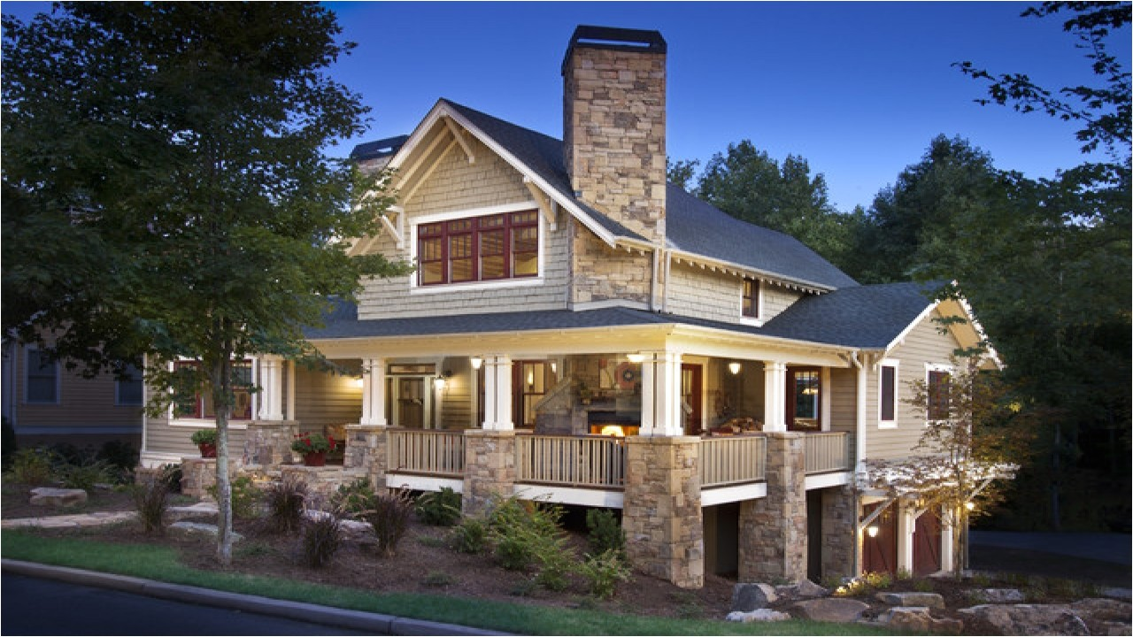 a1efdc0cce817e64 craftsman house plans craftsman home with wrap around porch