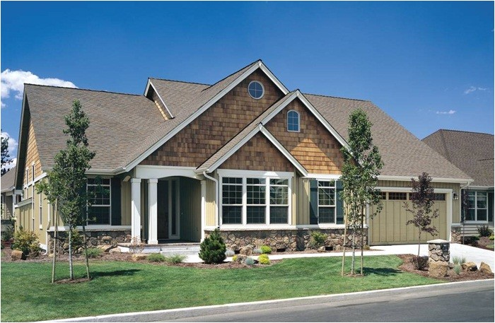 craftsman house plans wrap around porch