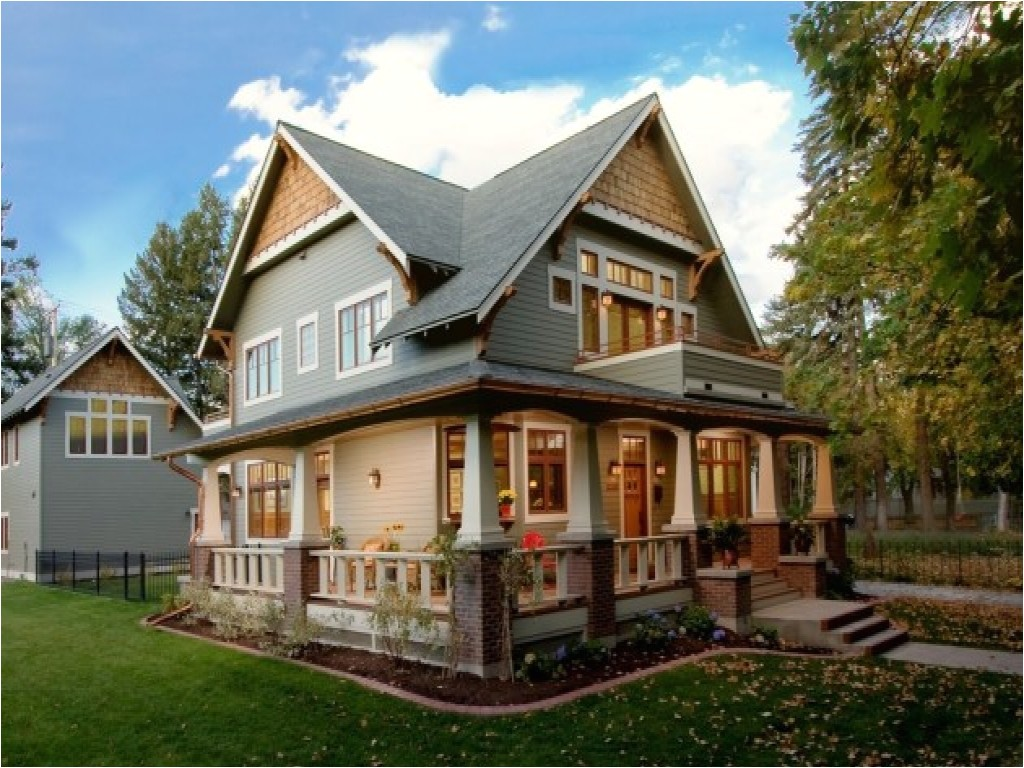 f9d0cc8a4c683f29 craftsman style homes wrap around porch ranch style homes craftsman