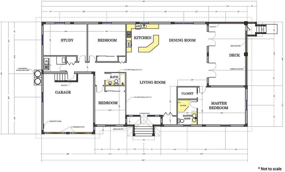 draw house floor plans online